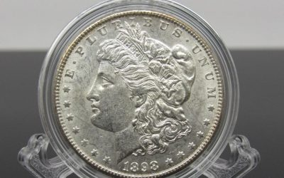 Morgan Silver and Peace Dollars at Compass Auction January 18, 2021
