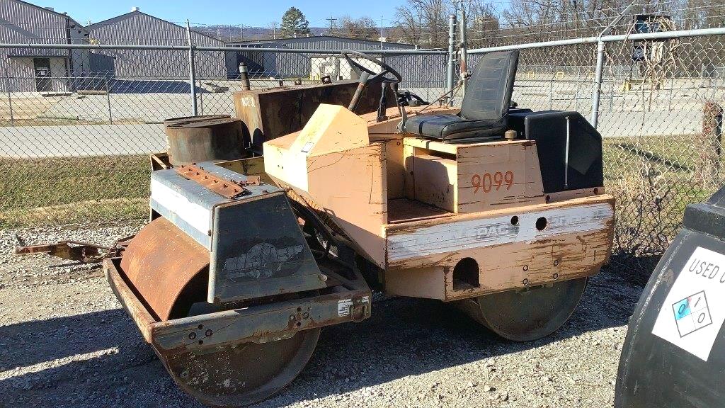 Stone Wolfpac 4000 40 Asphalt Roller - 115