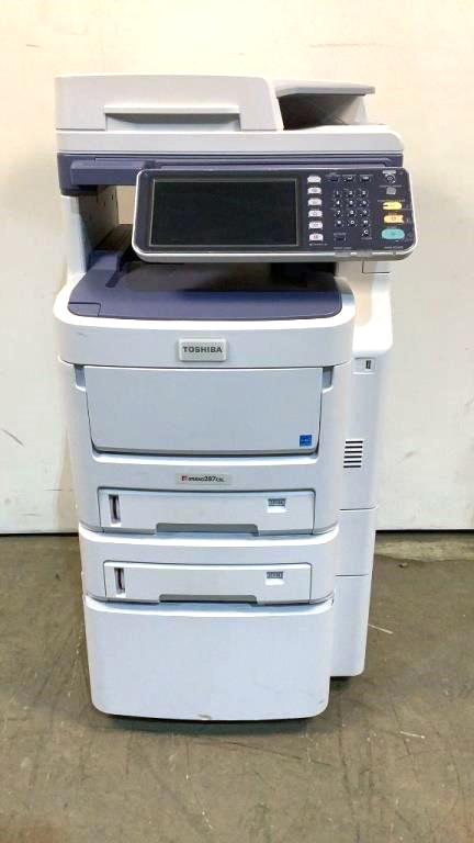 Toshiba Color Printer FC-287CSL - 147