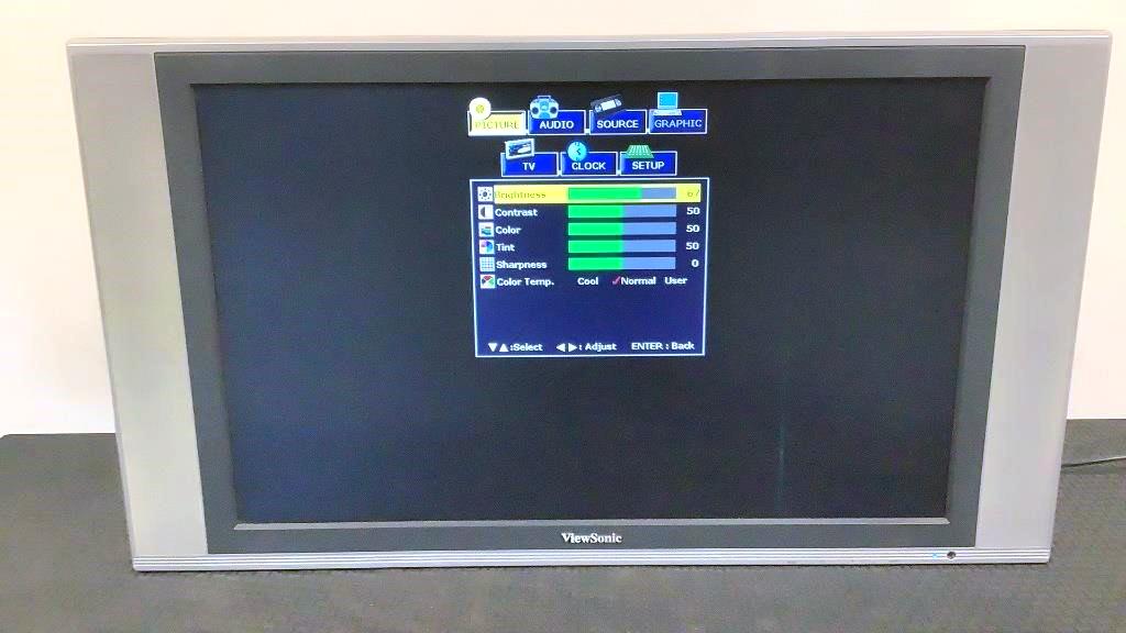 View Sonic 30 TV - 90