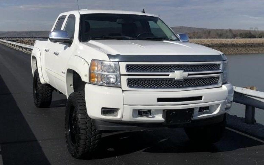 Trucks at Auction