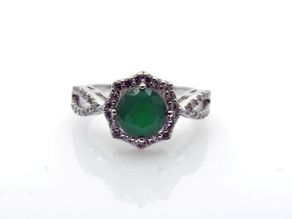 1.88 ct Emerald Ring - 38