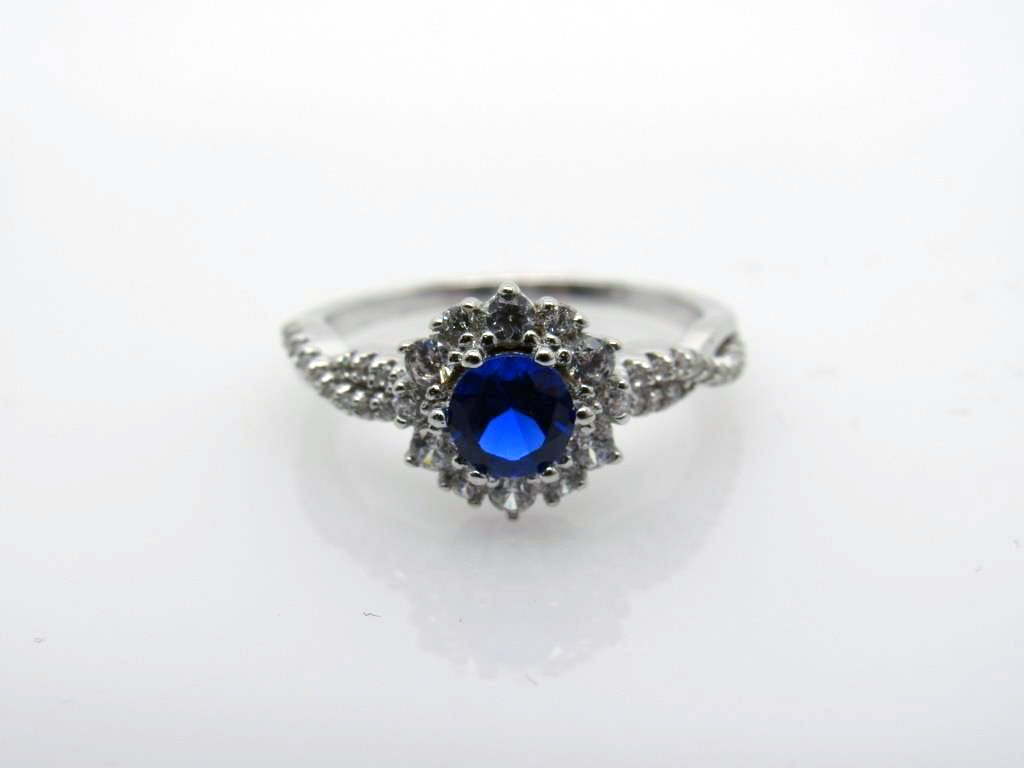 2.16 ct Sapphire Ring - 42
