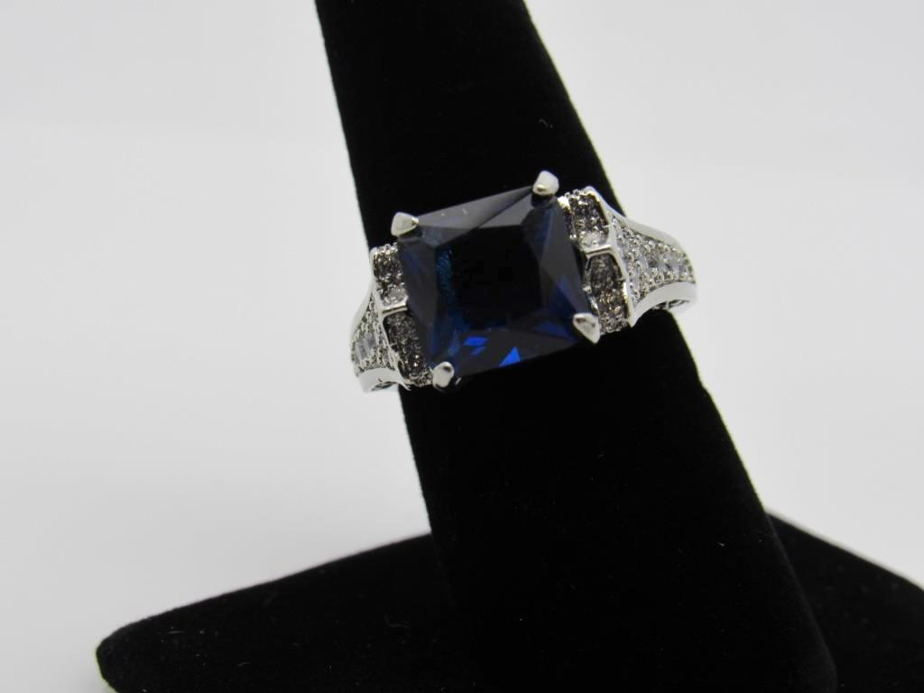 3.5ct Sapphire Ring - 6