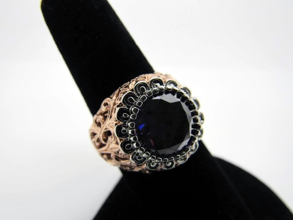 4.50 ct Amethyst Ring - 86