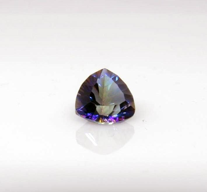 7.05ct Multi-Color Quartz Gemstone