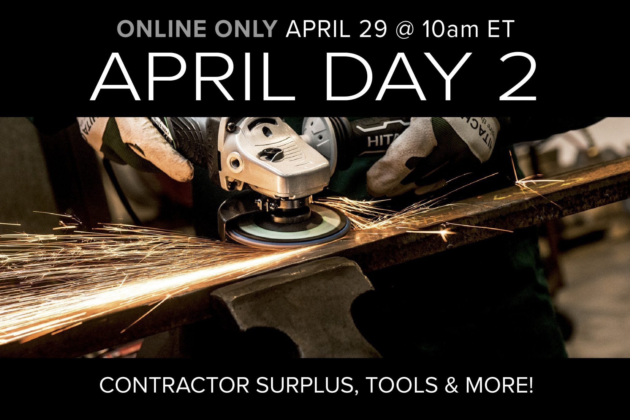 April Day 2 Monthly Auction Online Only Compass Auctions