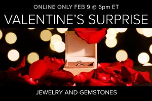 Valentines Day Surprise Jewelry Auction Compass Auctions