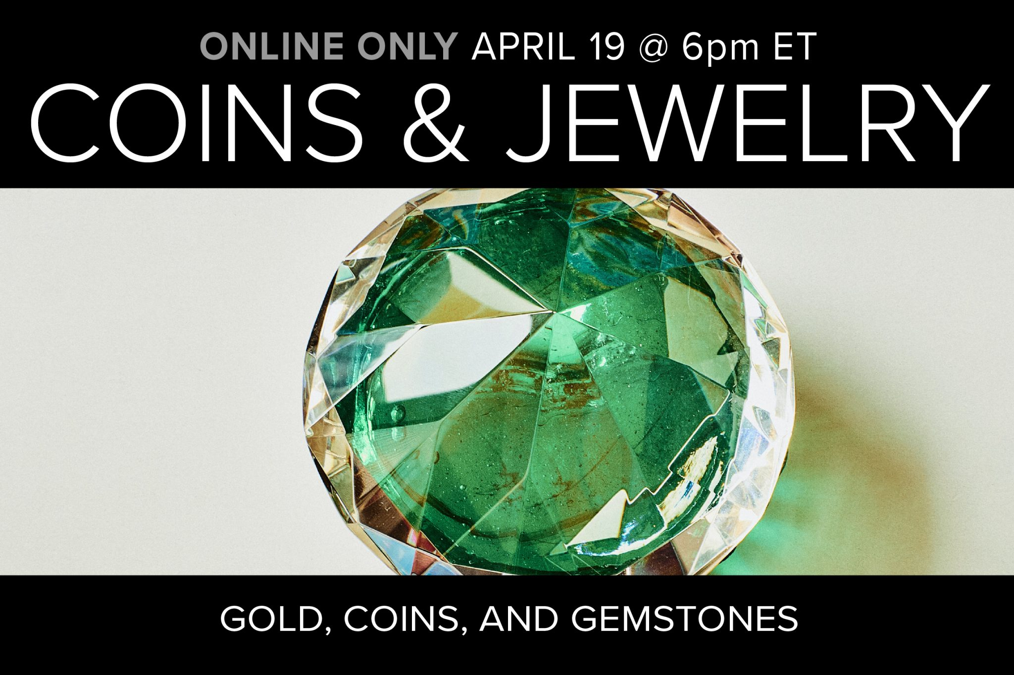 Coin and Jewelry Auction Online Only Compass Auctions