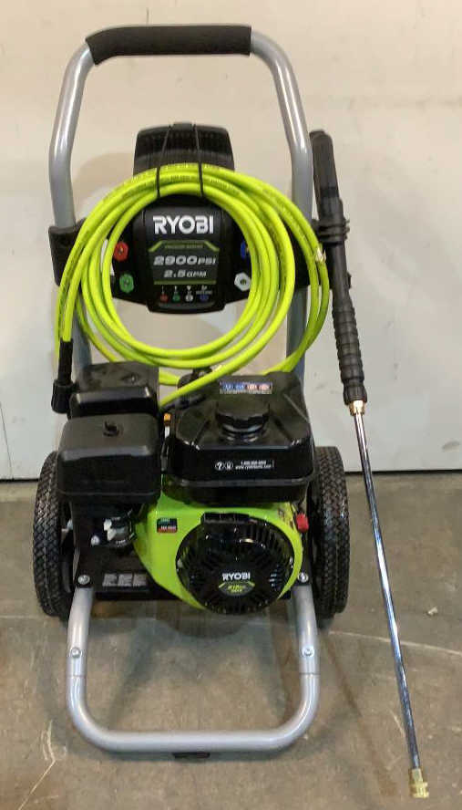 Ryobi Gas Pressure Washer RY802925VNM