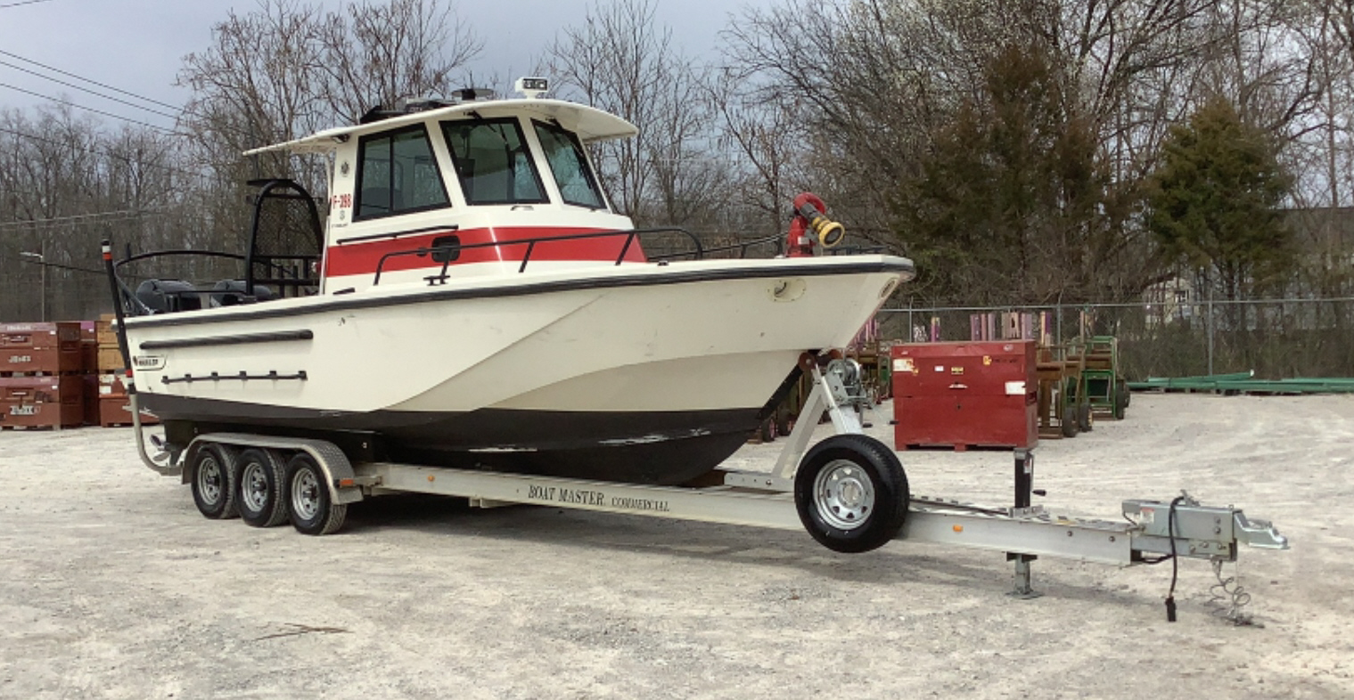 2006 Boston Whaler 27 Vigilant