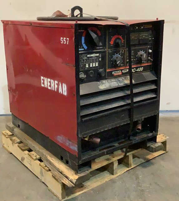 Lincoln Electric Welder DC-400