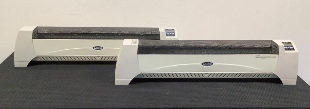 (2) Lasko Electric Heaters 5620 - 820