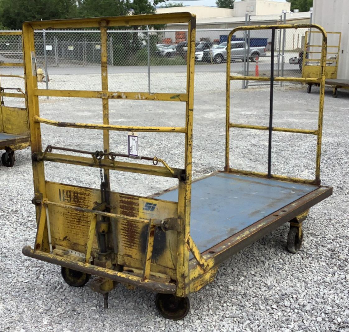 Accumu-Cart Rolling Cart