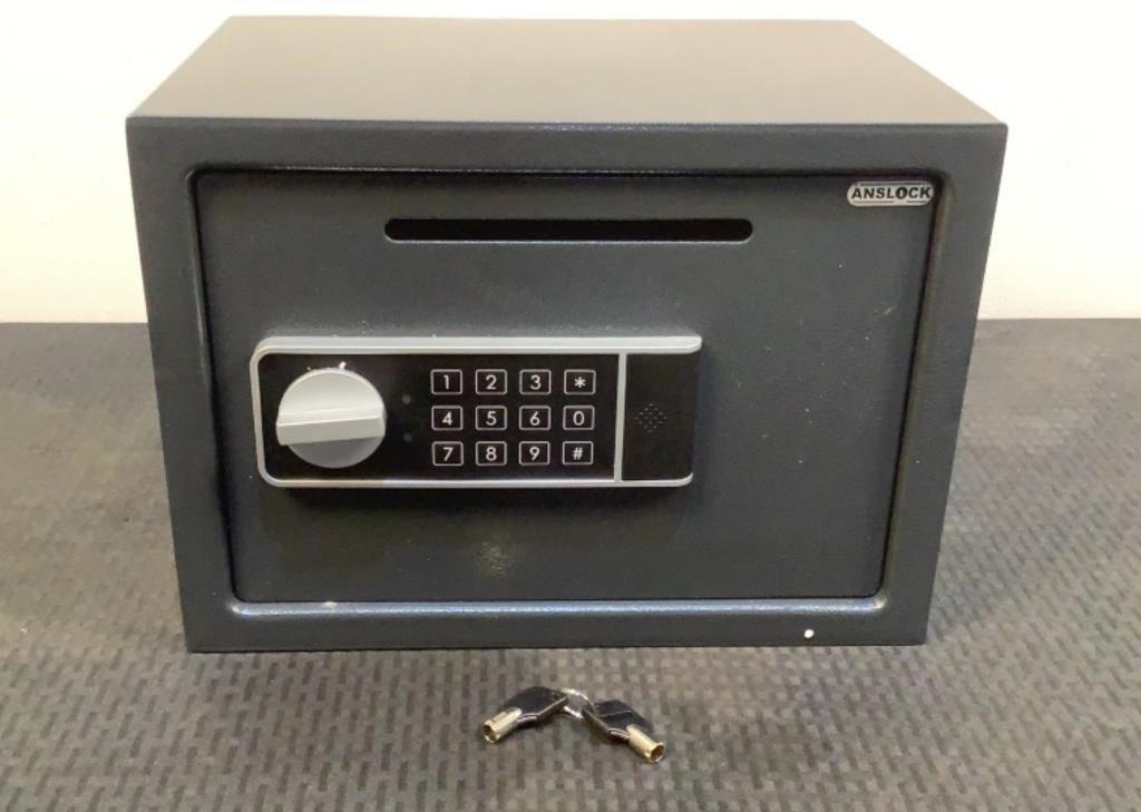 Anslock Drop Slot Safe - 20