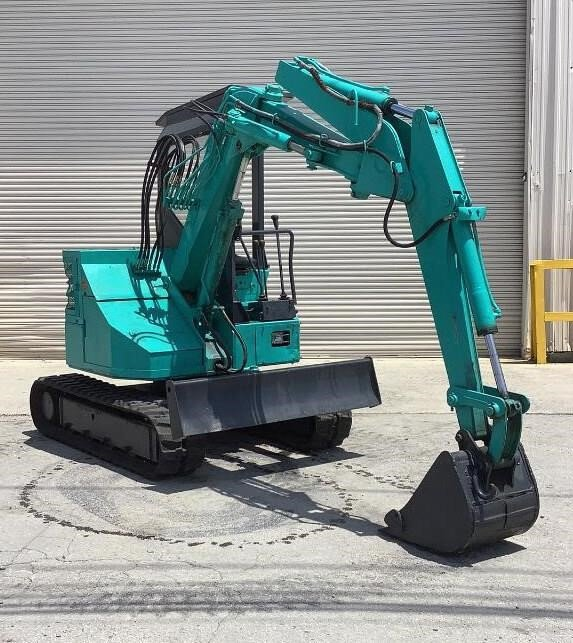 Minex Mini Excavator S&B20