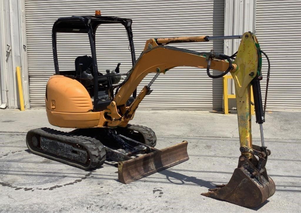 2008 JCB Mini Excavator