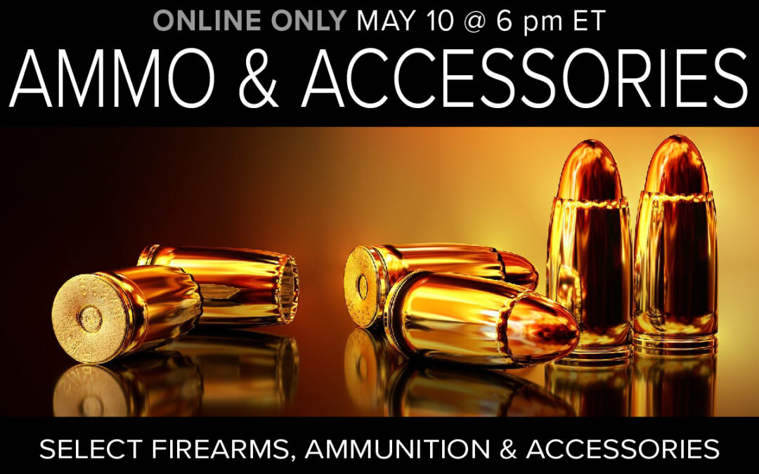 Ammo and Accessories
