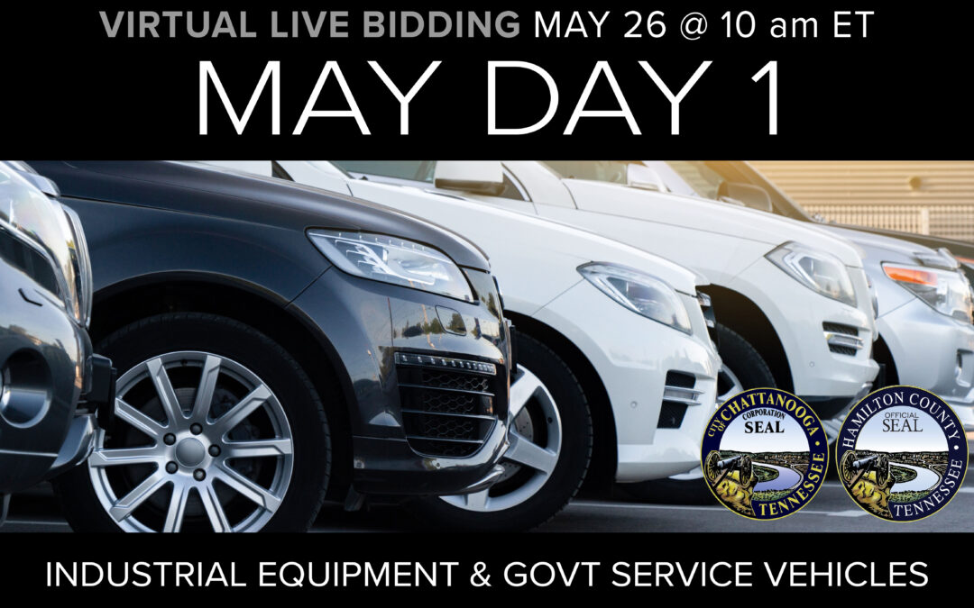 May Monthly Day 1 Auction