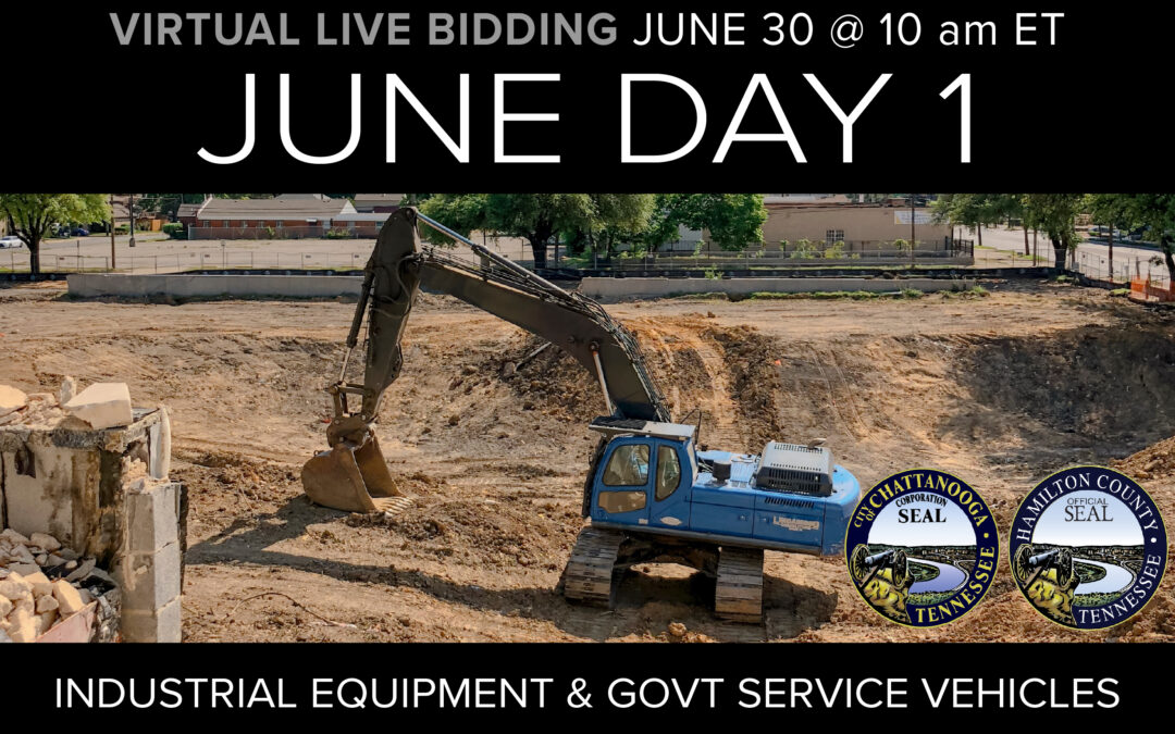 June Monthly Day 1 Auction