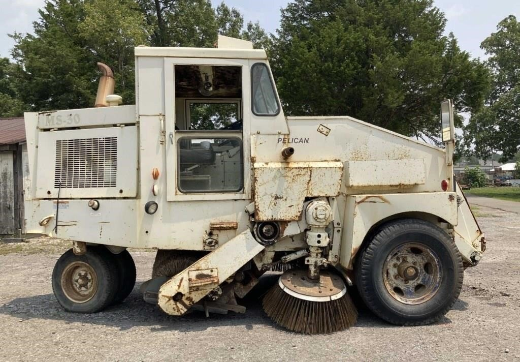 Elgin Sweeper MS-30