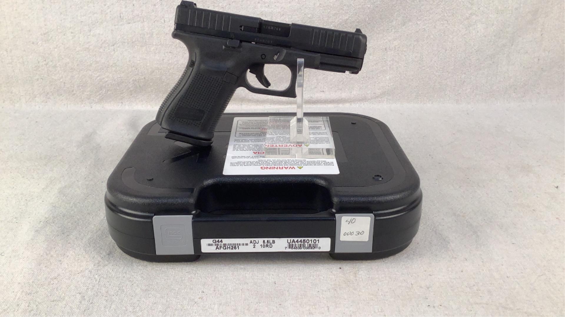 Glock Model 44 Pistol 22 Long Rifle