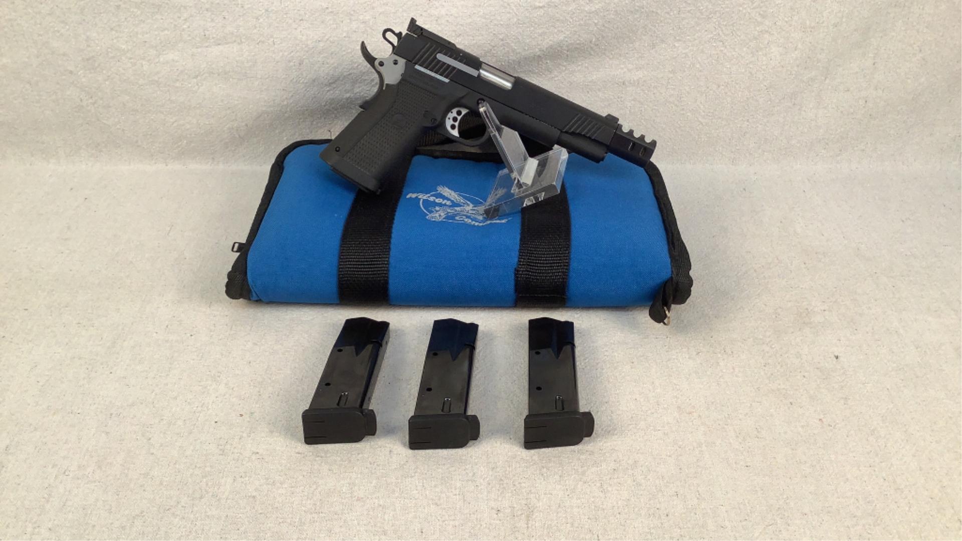 Wilson Combat KZ-45 Pistol 45 Auto