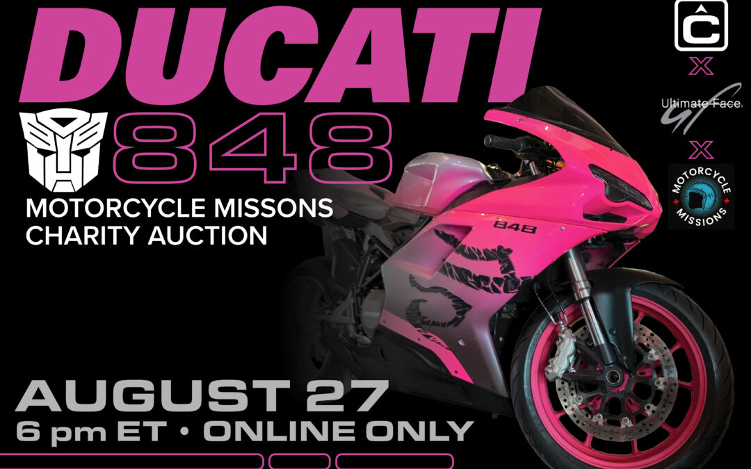 Motorcycle Mission Charity Auction