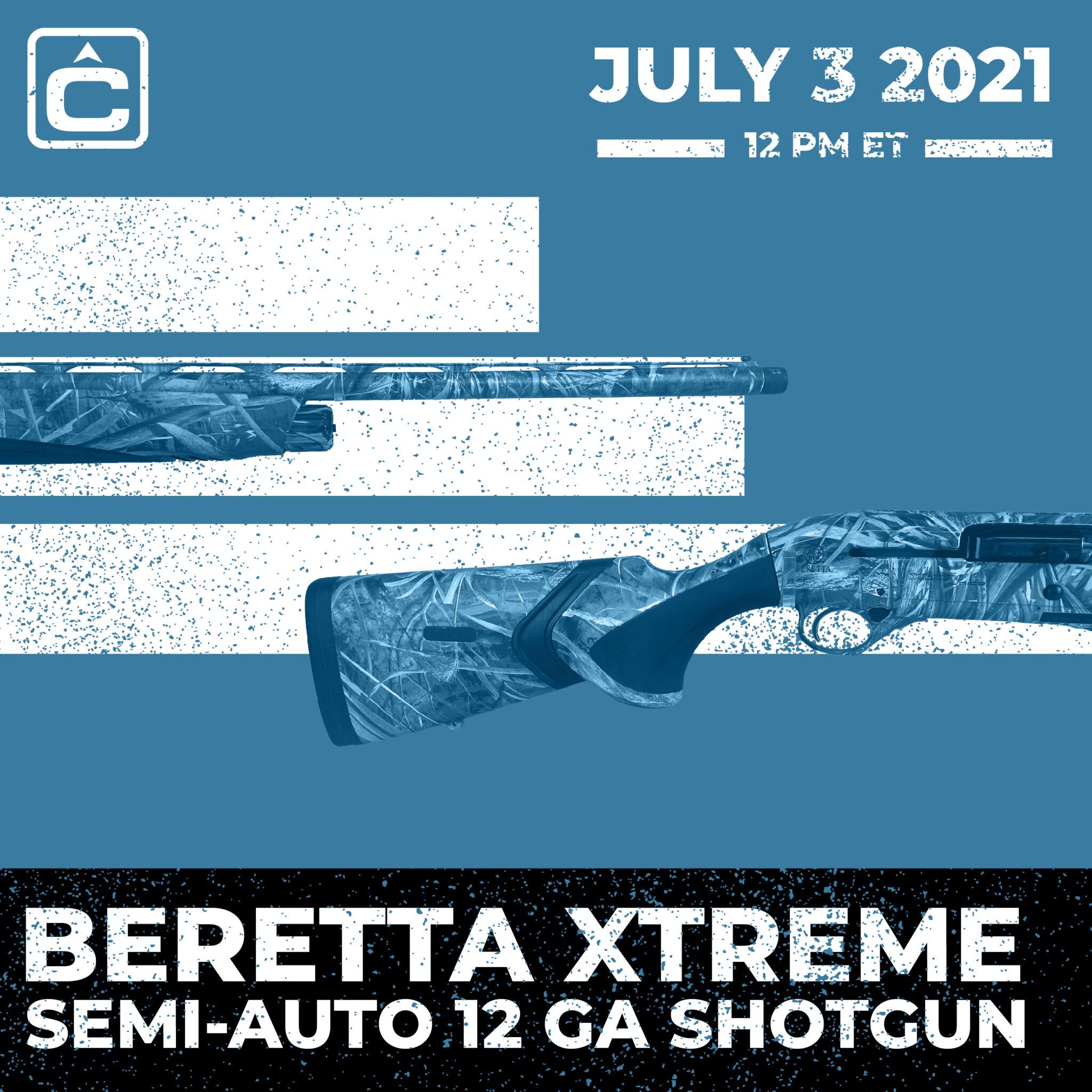 BERETTA XTREME - SEMI-AUTO 12 GA SHOTGUN