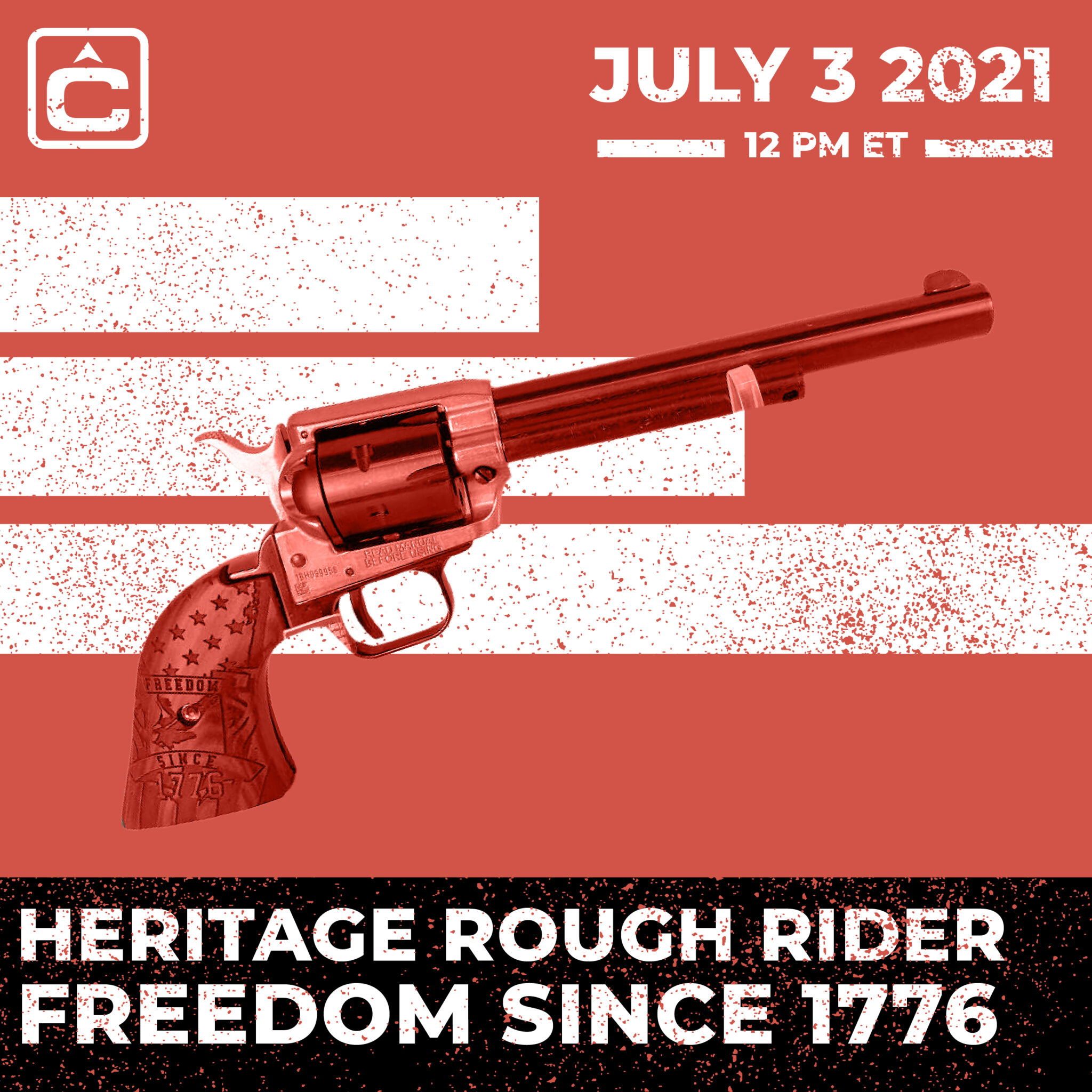 HERITAGE ROUGH RIDER - FREEDOM SINCE 1776