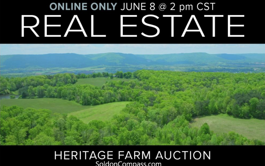 Heritage Farm Real Estate Auction Hwy 30 Pikeville, TN