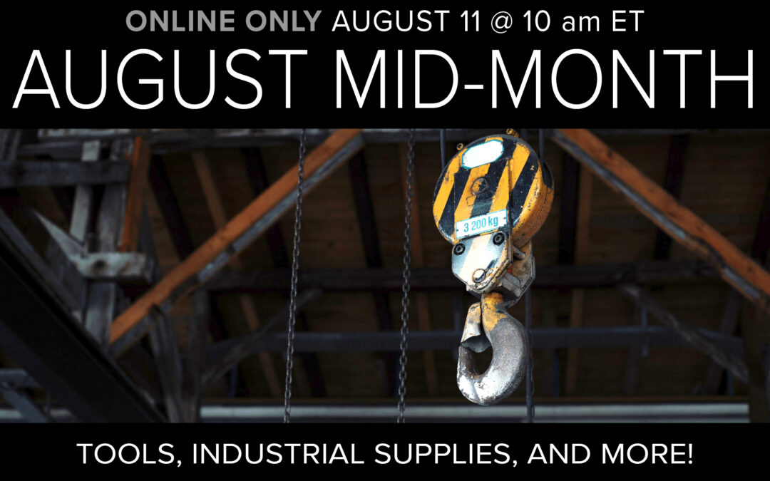 August Mid-Month Auction