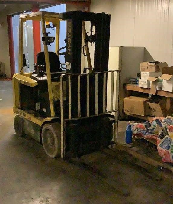 Hyster Electric Forklift E50XM2
