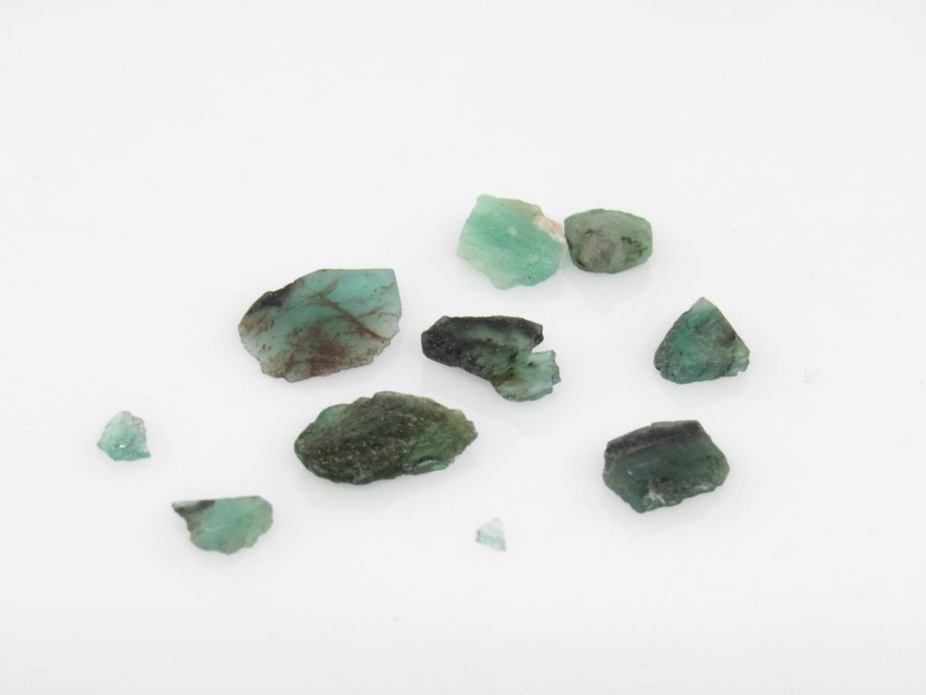 34 ct Emerald Gemstones