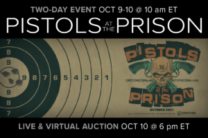 Pistols at the Prison Brush Mountain State Pen