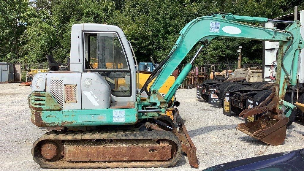 IHI Excavator 55J2