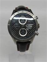 Tag Heuer Carrera Day/Date Titanium Watch