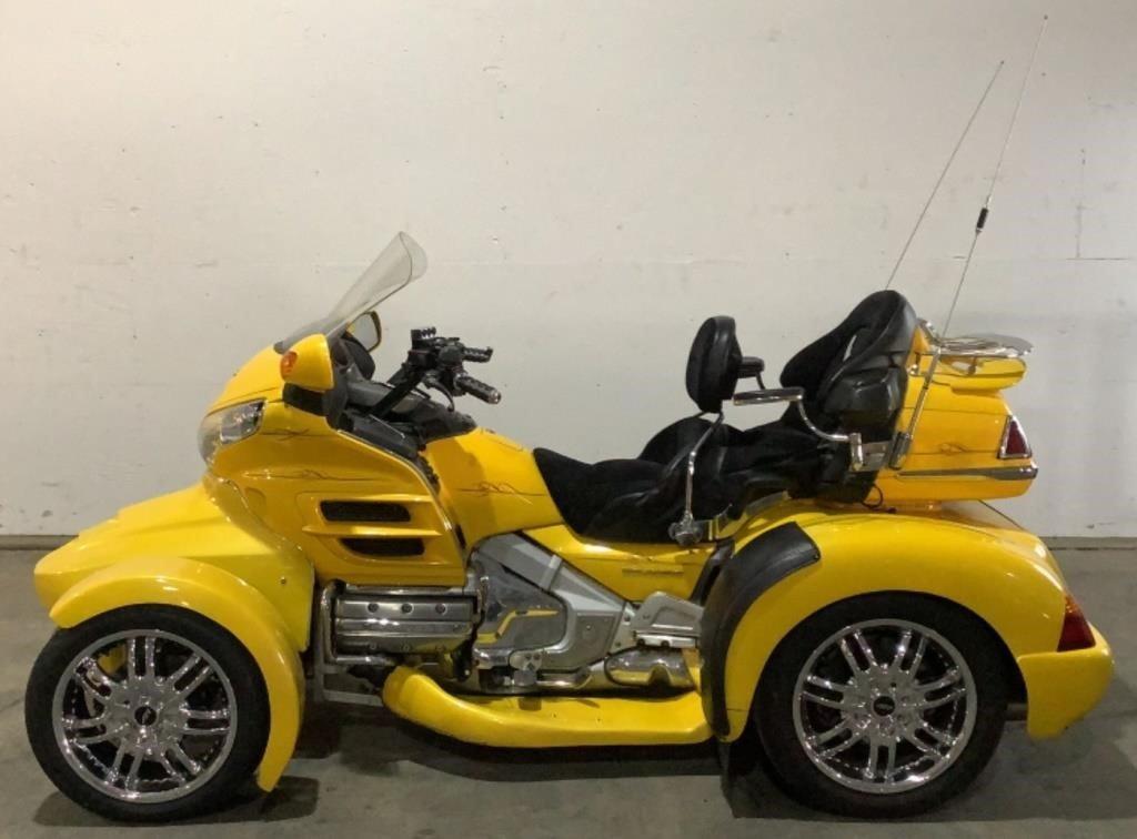2002 Honda GL18002 Goldwing