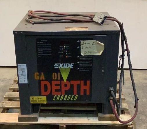 Exide 48V Battery Charger D3E2-24-680