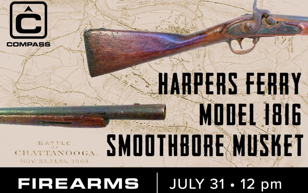 Civil War Firearm at Auction