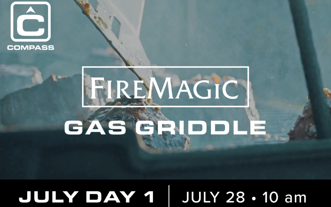 Fire Magic Grill at Auction