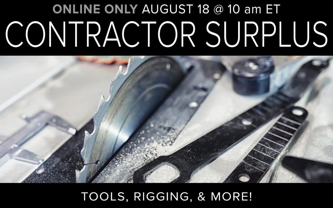 Contractor Surplus