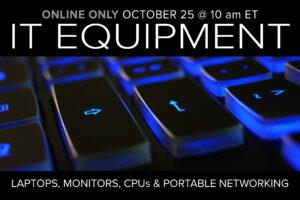 IT Equipment & Municipal Surplus