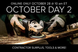 October Day 2 Monthly Auction