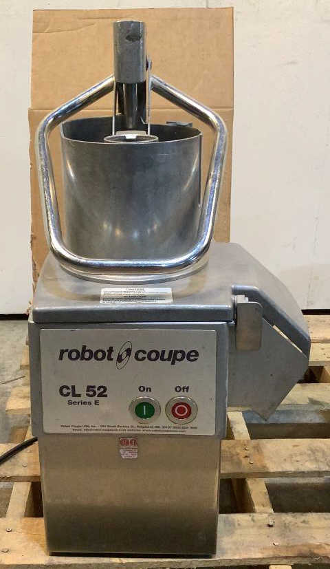 Robot Coupe Speed Cutter Mixer Food Processor CL 5