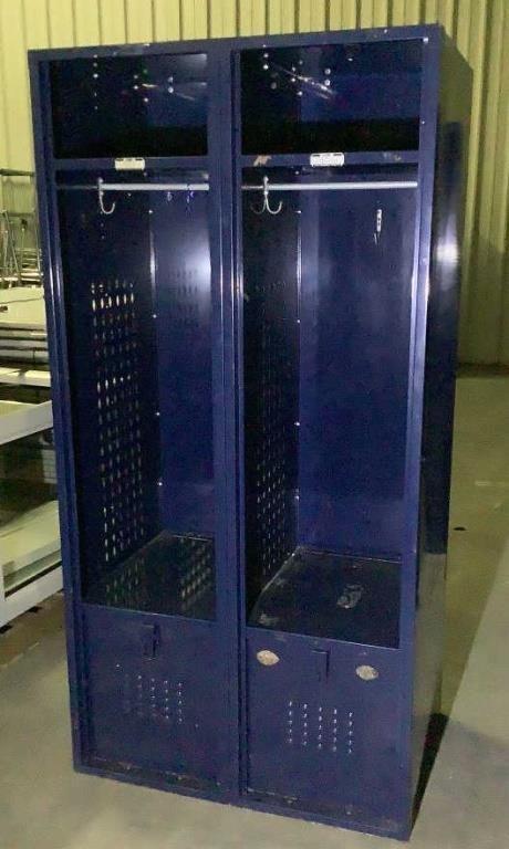 (2) Lockers