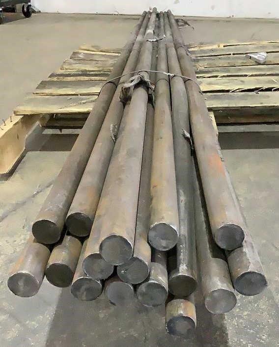 12' Round Steel Bar Stock