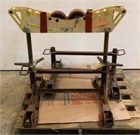 Welding Automation Pipe Roller Stand & Base HD2L-2