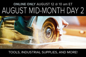 Industrial Supplies, Tools & more!