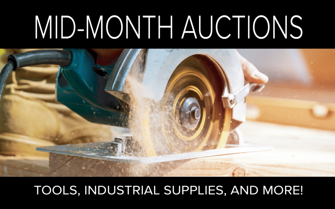 All About Mid-Month Auctions